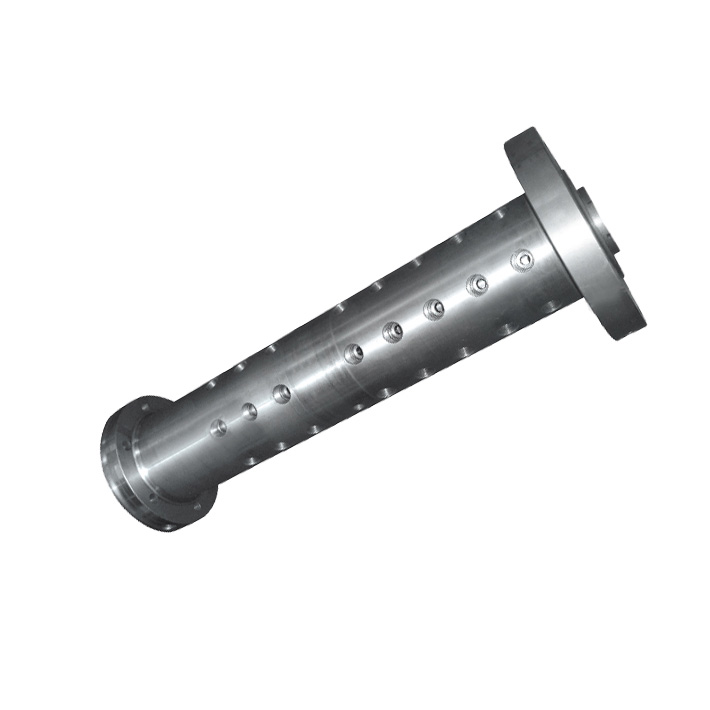 <b>Rubber machine screw machine barrel</b>